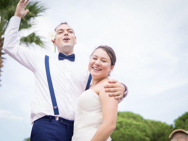 La boda de Claudia y Migue