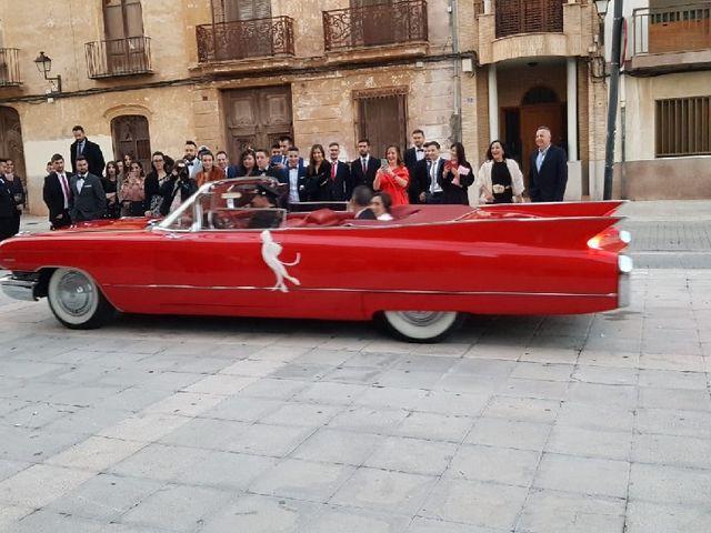 La boda de Adrián  y Gloria  en Nules, Castellón 2