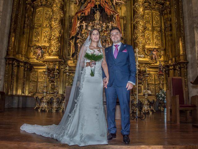 La boda de Valeriano y Sandra en Segovia, Segovia 15