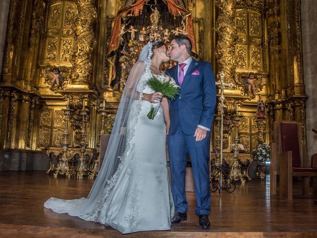 La boda de Valeriano y Sandra en Segovia, Segovia 16