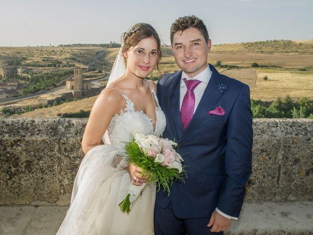 La boda de Sandra y Valeriano
