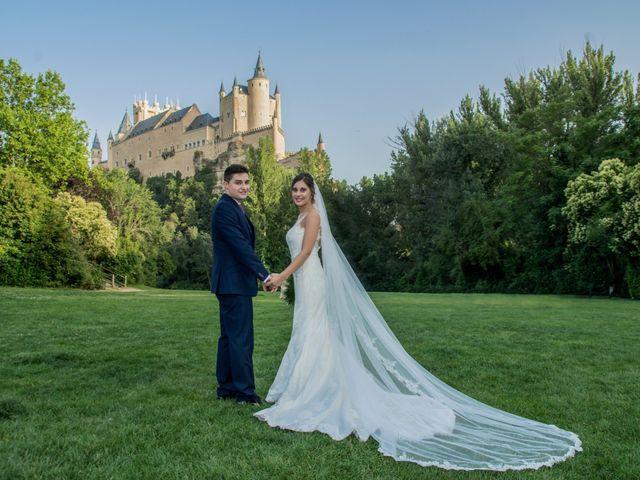 La boda de Valeriano y Sandra en Segovia, Segovia 19