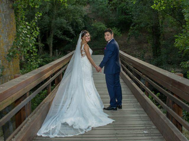 La boda de Valeriano y Sandra en Segovia, Segovia 20