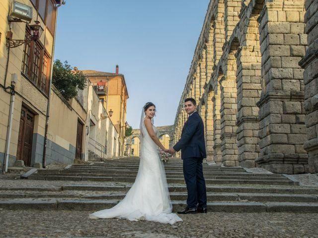 La boda de Valeriano y Sandra en Segovia, Segovia 21
