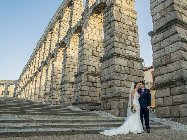 La boda de Valeriano y Sandra en Segovia, Segovia 23