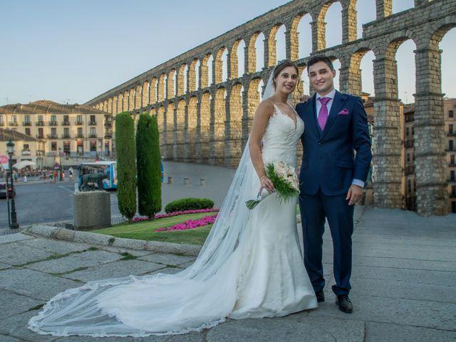 La boda de Valeriano y Sandra en Segovia, Segovia 24