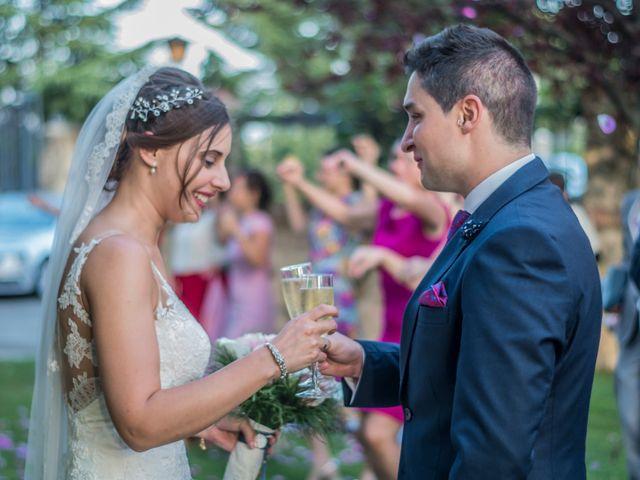 La boda de Valeriano y Sandra en Segovia, Segovia 25