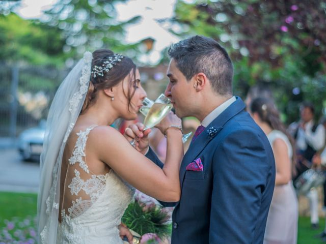 La boda de Valeriano y Sandra en Segovia, Segovia 26