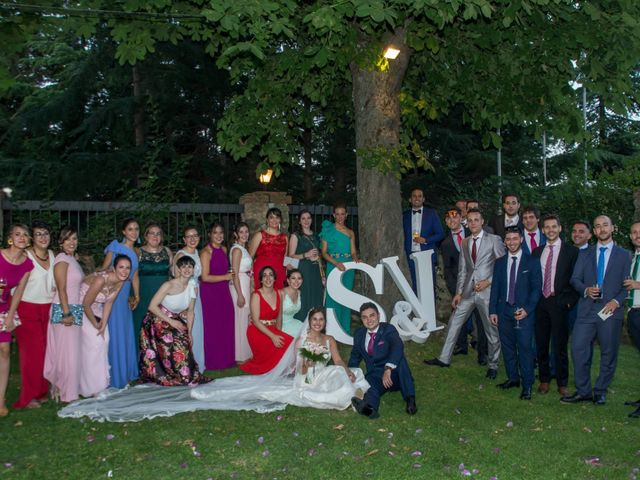 La boda de Valeriano y Sandra en Segovia, Segovia 27