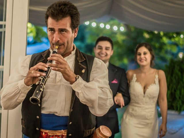 La boda de Valeriano y Sandra en Segovia, Segovia 28