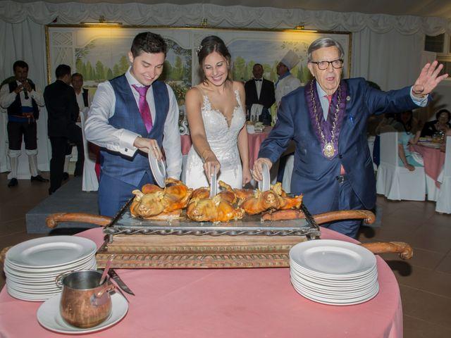 La boda de Valeriano y Sandra en Segovia, Segovia 29