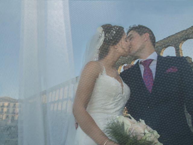 La boda de Valeriano y Sandra en Segovia, Segovia 36