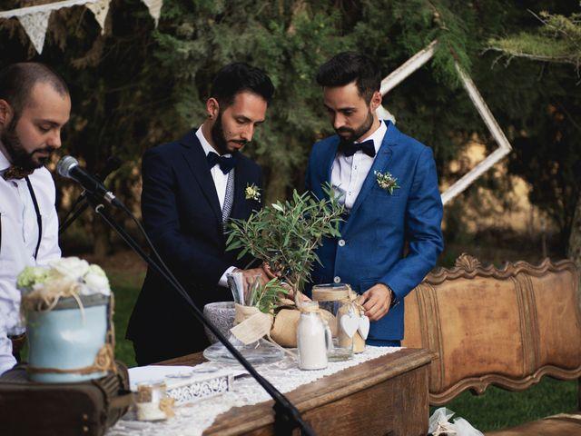 La boda de Toni y Francesco en Rubio, Barcelona 3
