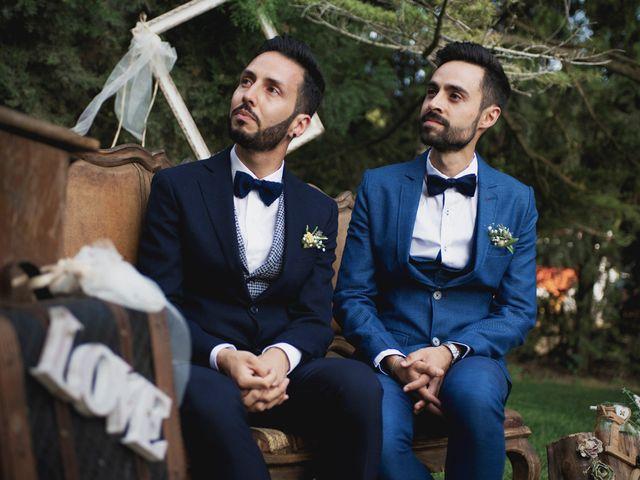 La boda de Toni y Francesco en Rubio, Barcelona 5