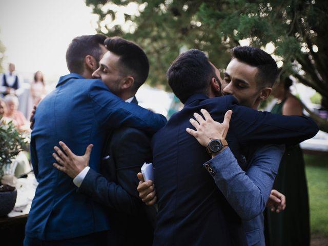 La boda de Toni y Francesco en Rubio, Barcelona 7