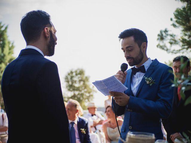 La boda de Toni y Francesco en Rubio, Barcelona 8