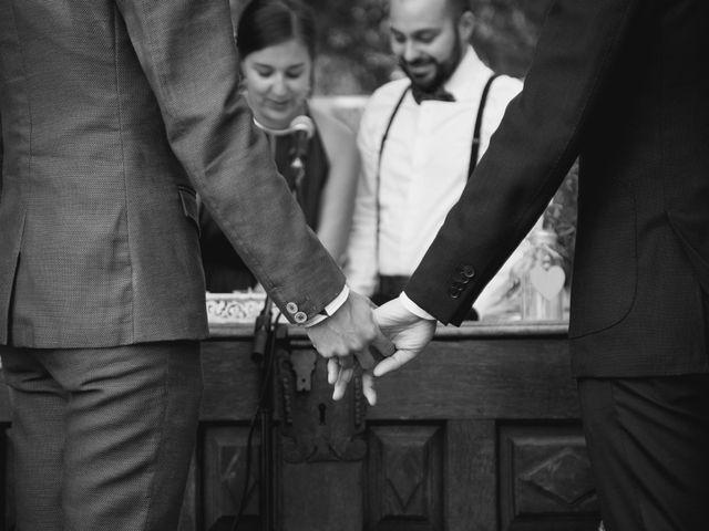 La boda de Toni y Francesco en Rubio, Barcelona 9