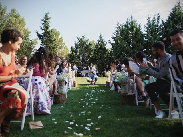 La boda de Toni y Francesco en Rubio, Barcelona 10