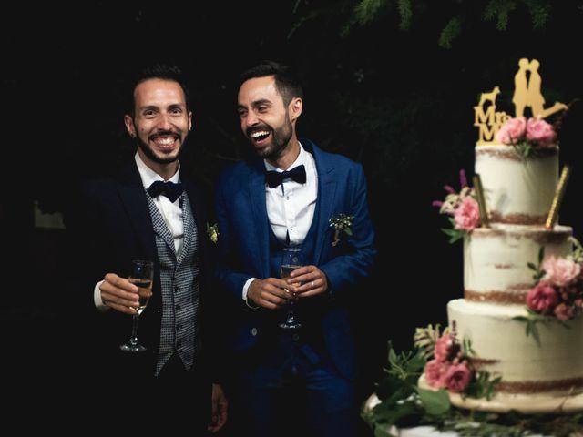 La boda de Toni y Francesco en Rubio, Barcelona 17