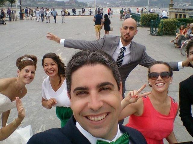 La boda de Borja y Olatz en Donostia-San Sebastián, Guipúzcoa 2