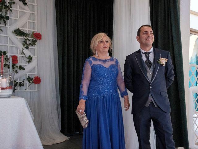 La boda de Alberto y Emily en Benalmadena Costa, Málaga 8