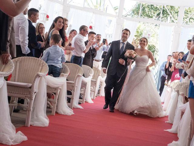 La boda de Alberto y Emily en Benalmadena Costa, Málaga 9