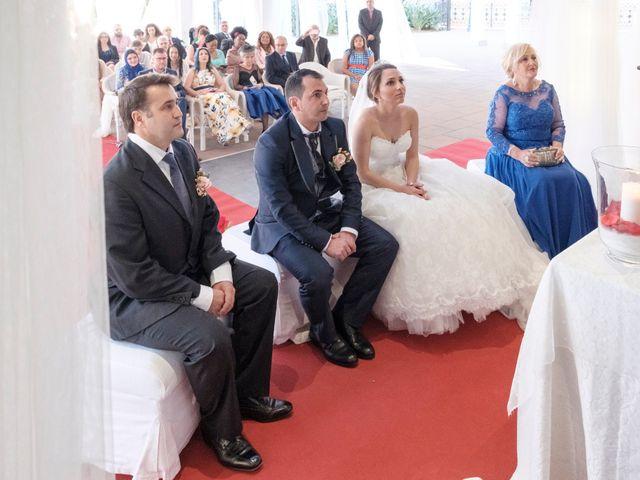 La boda de Alberto y Emily en Benalmadena Costa, Málaga 10