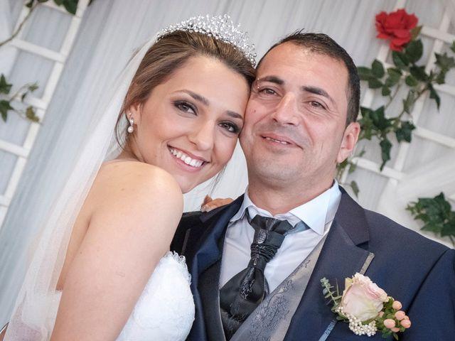 La boda de Alberto y Emily en Benalmadena Costa, Málaga 12