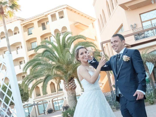 La boda de Alberto y Emily en Benalmadena Costa, Málaga 14