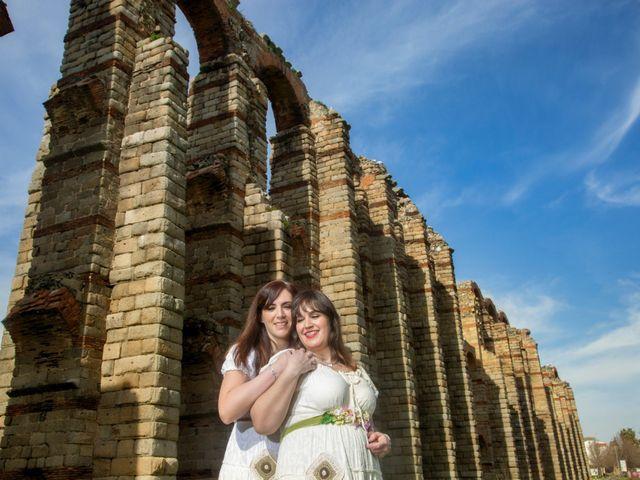 La boda de Alicia y M. José