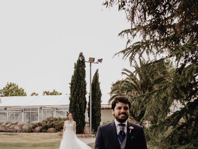 La boda de Borja y Elena en Madrid, Madrid 10