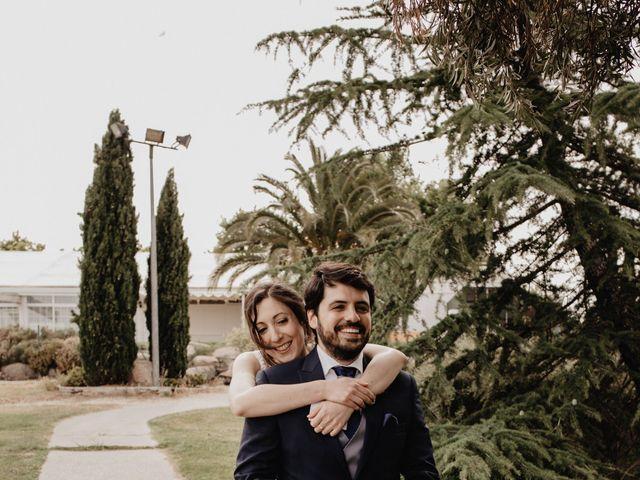 La boda de Borja y Elena en Madrid, Madrid 11