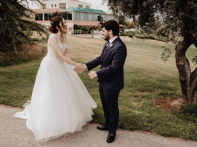 La boda de Borja y Elena en Madrid, Madrid 12