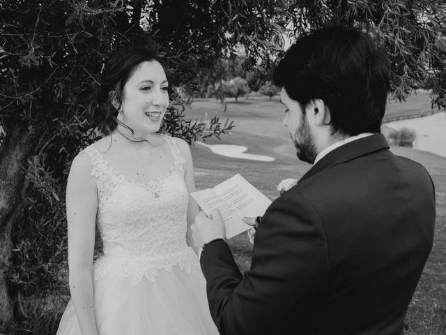 La boda de Borja y Elena en Madrid, Madrid 14
