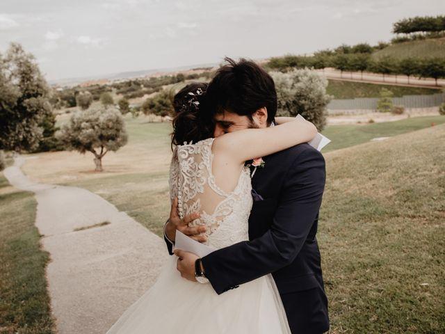 La boda de Borja y Elena en Madrid, Madrid 17