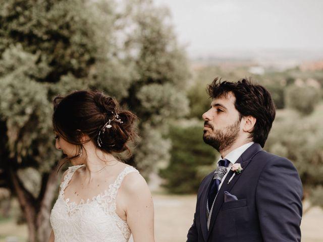 La boda de Borja y Elena en Madrid, Madrid 18