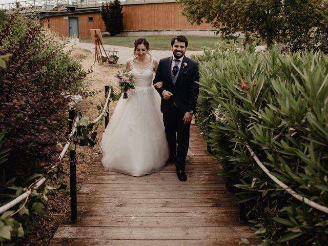 La boda de Borja y Elena en Madrid, Madrid 20
