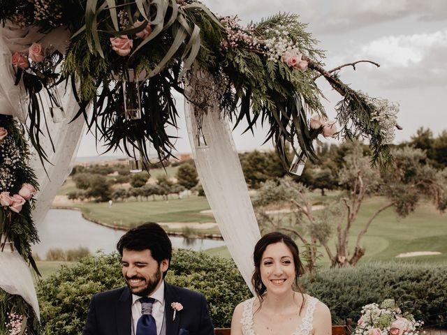 La boda de Borja y Elena en Madrid, Madrid 21