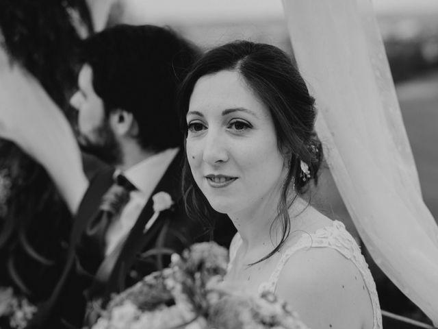 La boda de Borja y Elena en Madrid, Madrid 22