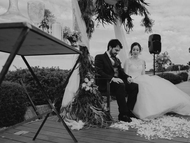 La boda de Borja y Elena en Madrid, Madrid 23