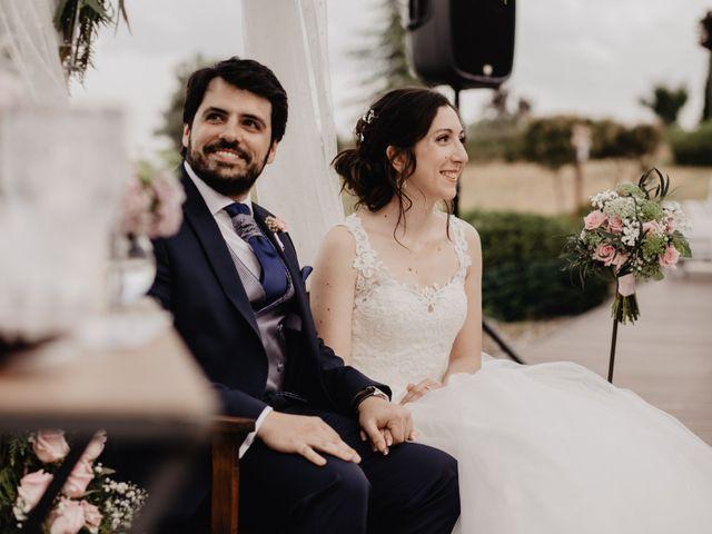 La boda de Borja y Elena en Madrid, Madrid 24