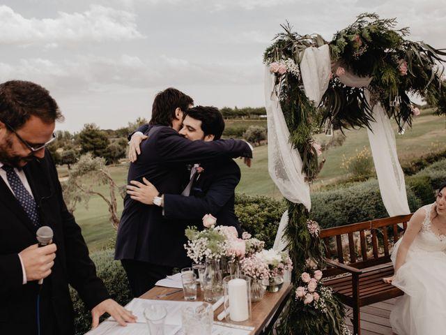 La boda de Borja y Elena en Madrid, Madrid 25