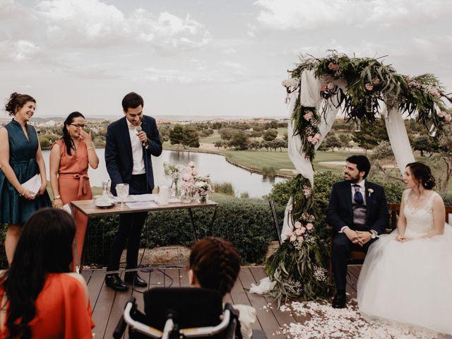 La boda de Borja y Elena en Madrid, Madrid 26