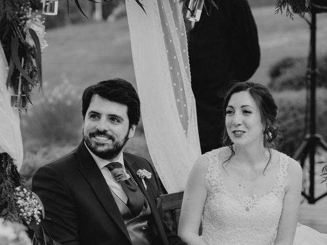 La boda de Borja y Elena en Madrid, Madrid 28