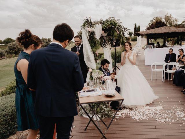 La boda de Borja y Elena en Madrid, Madrid 29