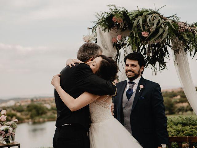 La boda de Borja y Elena en Madrid, Madrid 31