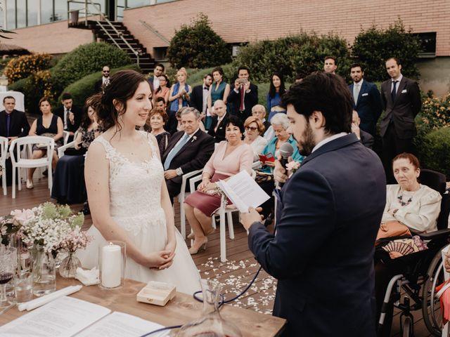 La boda de Borja y Elena en Madrid, Madrid 33