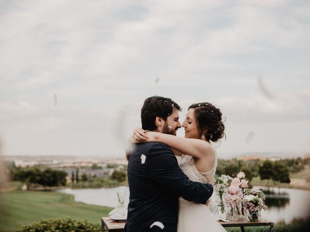 La boda de Elena y Borja