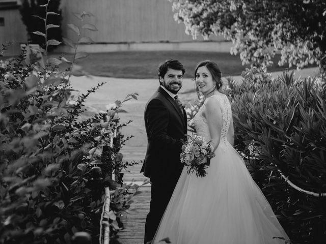 La boda de Borja y Elena en Madrid, Madrid 37