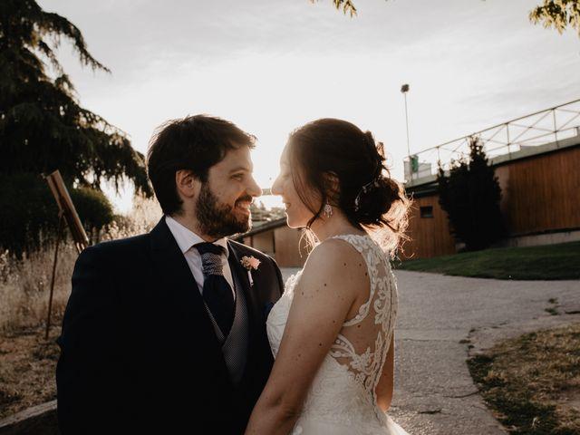 La boda de Borja y Elena en Madrid, Madrid 38